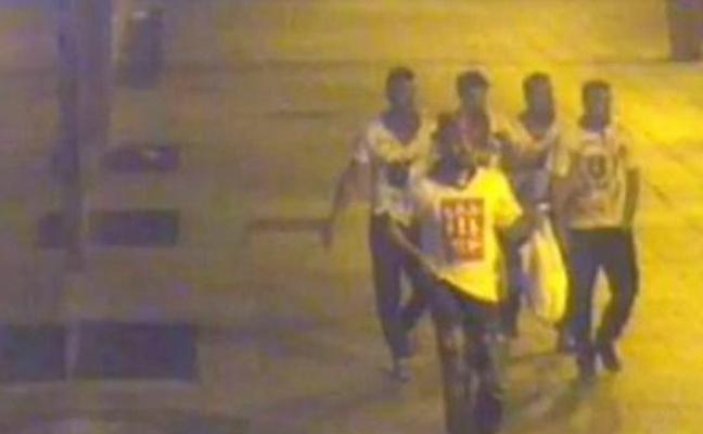 Tres amigos de 'la manada' declaran por el vídeo de una supuesta agresión sexual en Córdoba