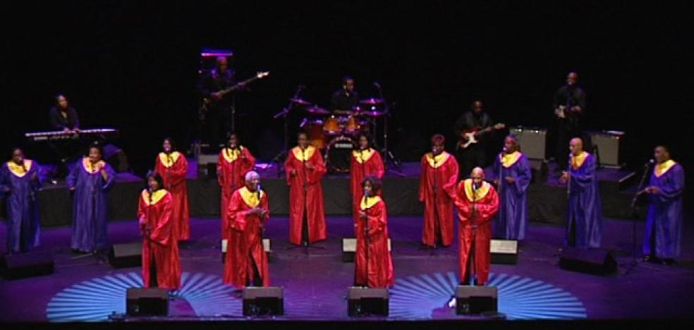 Spirit of New Orleans Gospel Group, hoy en el Victoria Eugenia