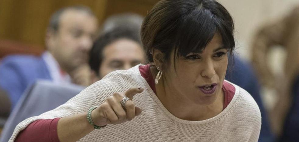 La juez impone una fianza de 14.560 euros al empresario que simuló besar a Teresa Rodríguez