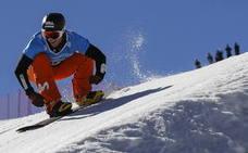 Lucas Eguibar, preparado para participar en la Copa del Mundo de Val Thorens