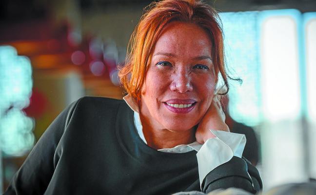 Leonor Espinosa: «No me considero cocinera, soy una artista y mi cocina es arte plástico»