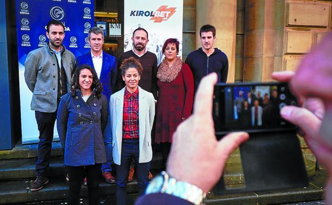 Kirolbet se incorpora a la Fundación Kirolgi