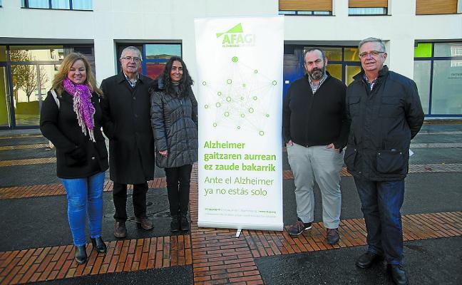 Anaka Laguntzen destinará a Afagi la recaudación de su Feria Solidaria