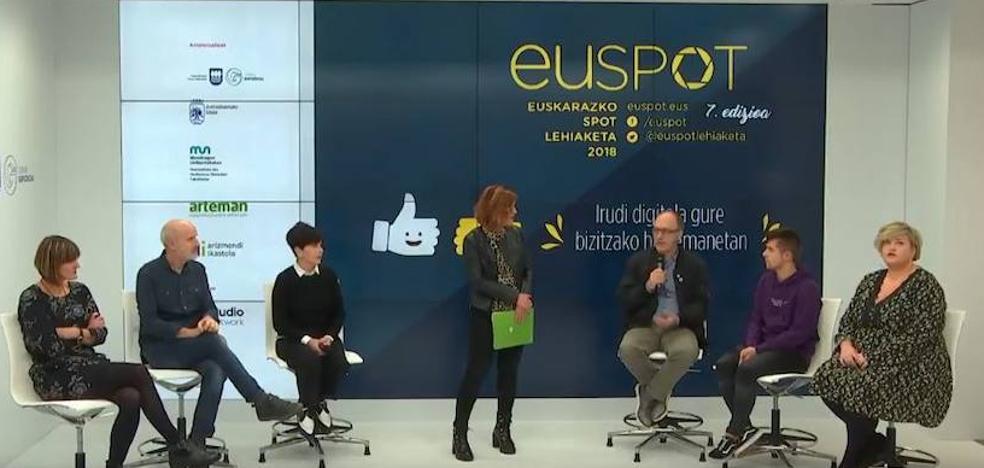 Euspot publizitate-lehiaketa sare sozialen erabileraren ingurukoa izango da aurten