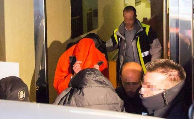 La juez envía a prisión a los jugadores de la Arandina acusados de agresión sexual a menor