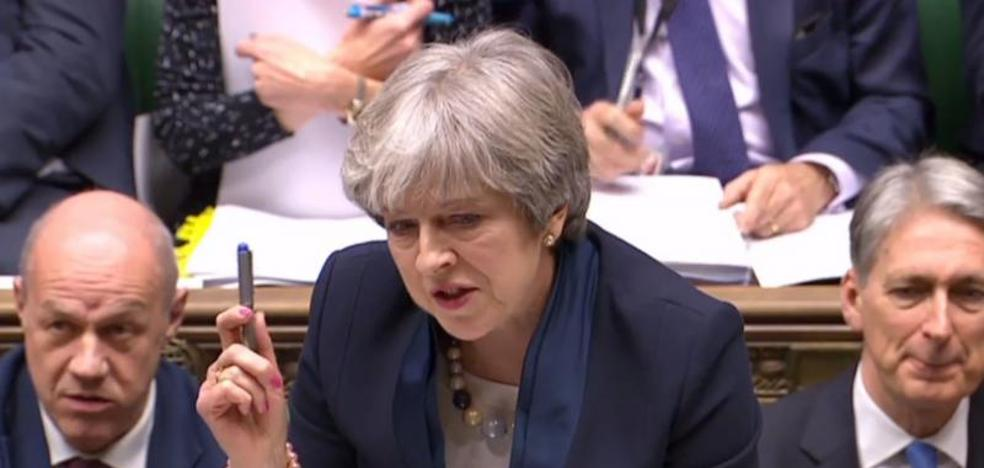El Parlamento británico fuerza a May a someter el 'brexit' a votación