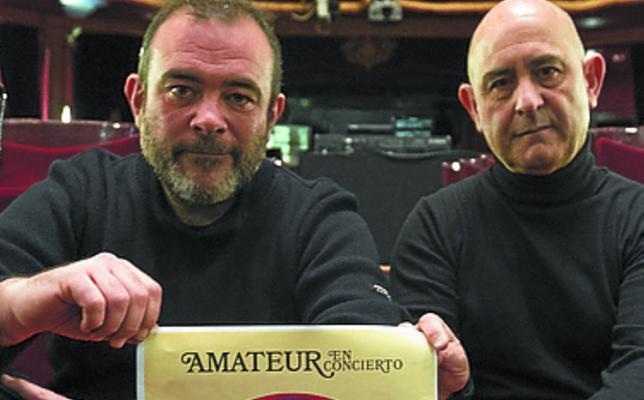 El concierto de Amateur reunirá a generaciones del pop donostiarra