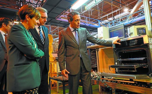 El Gobierno Vasco afirma que la solución polaca para Edesa Industrial es «la única posible»
