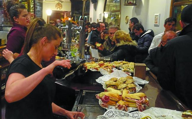 Los hosteleros de Zurekin inician una campaña de captación de nuevos socios