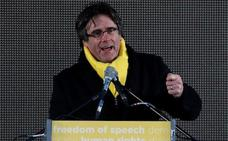 Carpetazo judicial del 'caso Puigdemont' en Bélgica
