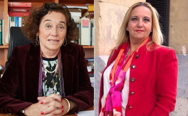 Dos mujeres abogadas optan de nuevo a la plaza de decana en el colegio de Gipuzkoa