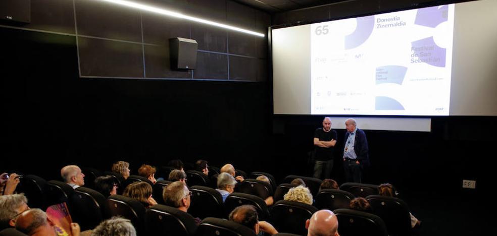 Tabakalera estrena un bono de cine para utilizar hasta agosto