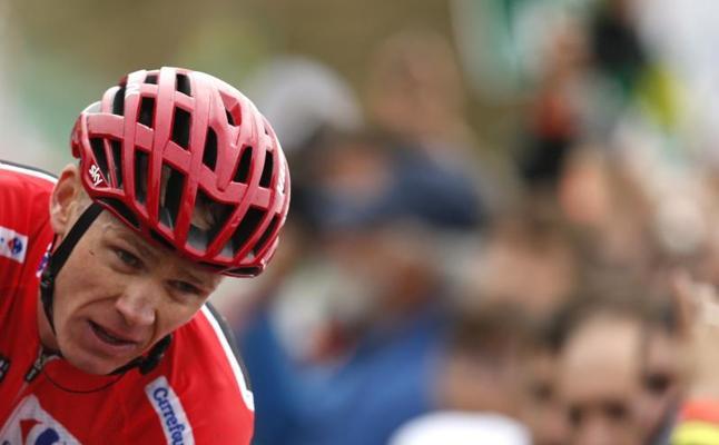 Froome pone en peligro la regeneración del ciclismo