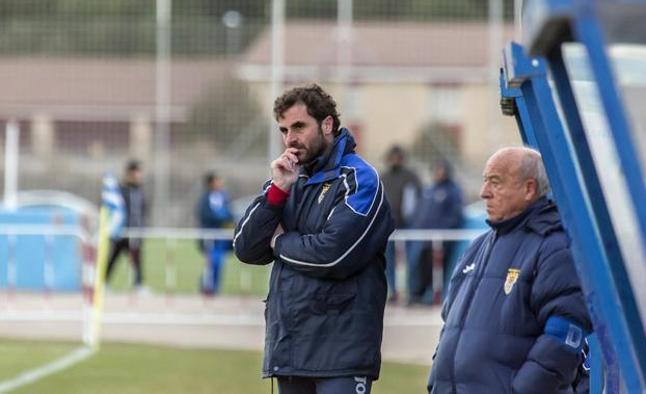 El entrenador del Arandina: «Un fallo así te condena para siempre»