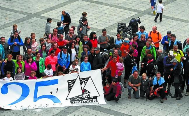 Organizan dos salidas de montaña para este domingo