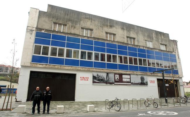 Un equipo técnico trabajará para dar «solución amistosa» al conflicto de casa Ciriza de Pasaia