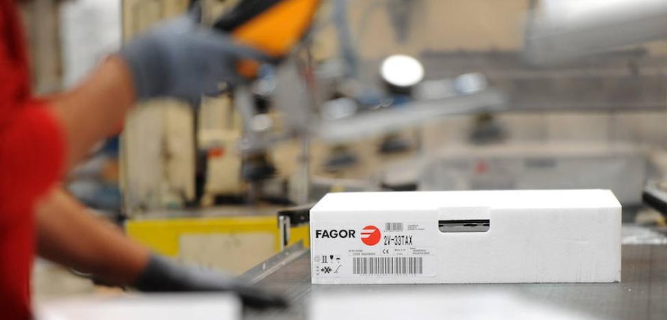 El Grupo Fagor pide ante el juez que CNA no pueda seguir usando la marca