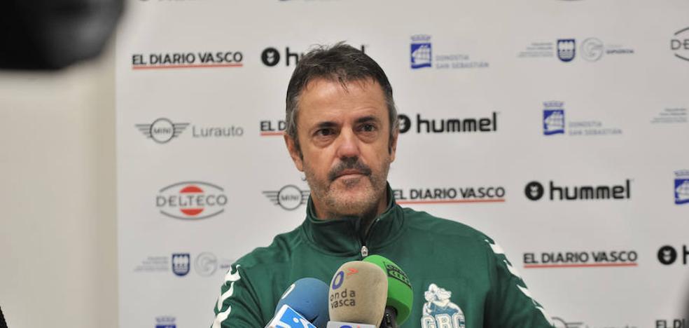 Fisac califica de «partido de la ilusión» el choque contra el Valencia