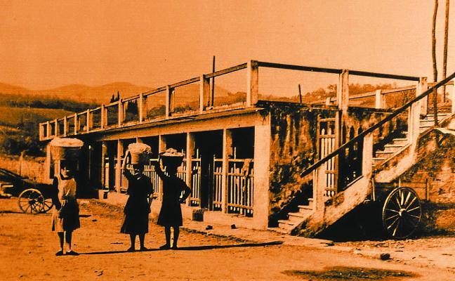 La ong Ori-Zautz homenajea en su calendario a Eusebio Bastida