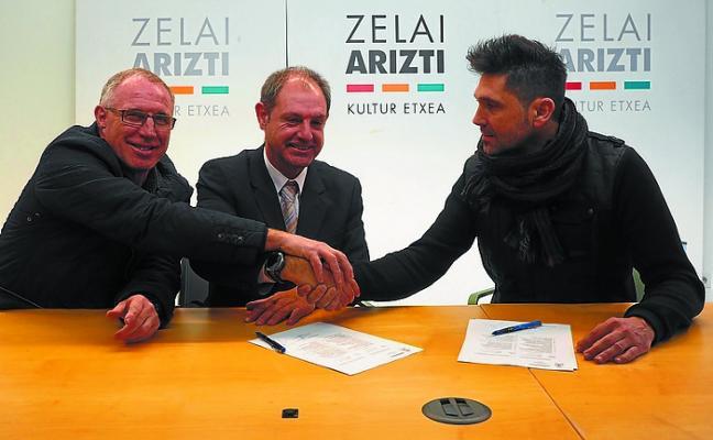Aquarbe y el Ayuntamiento firman el convenio del fondo social de 10.000 euros