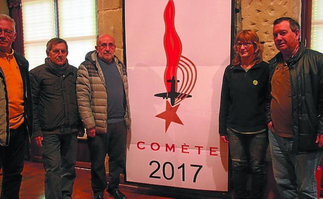 Comète sareari buruzko erakusketa ikusgai