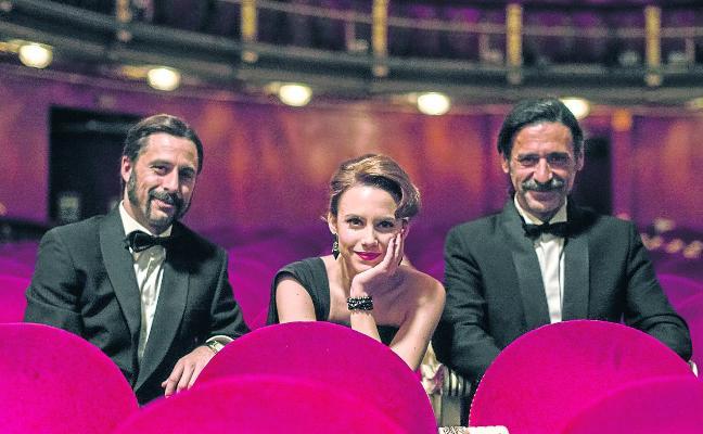 'El Ministerio del Tiempo', la mejor serie española