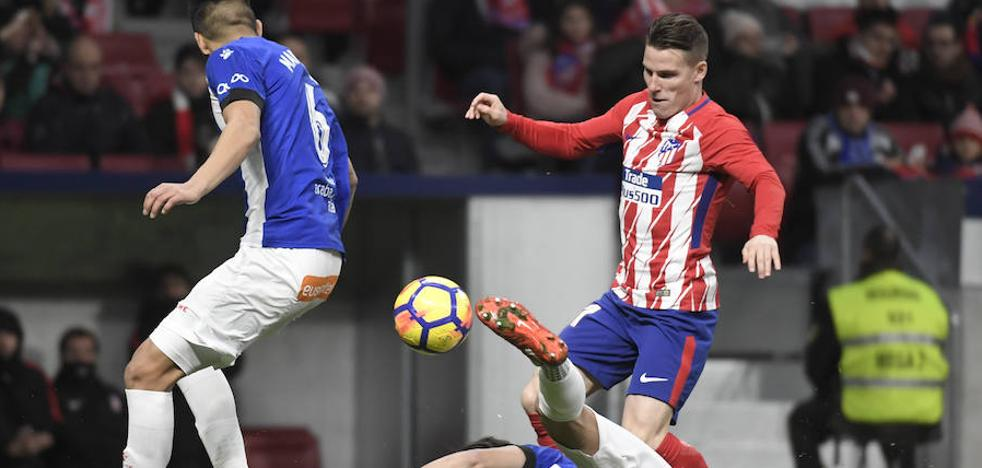 Atlético-Alavés, en directo