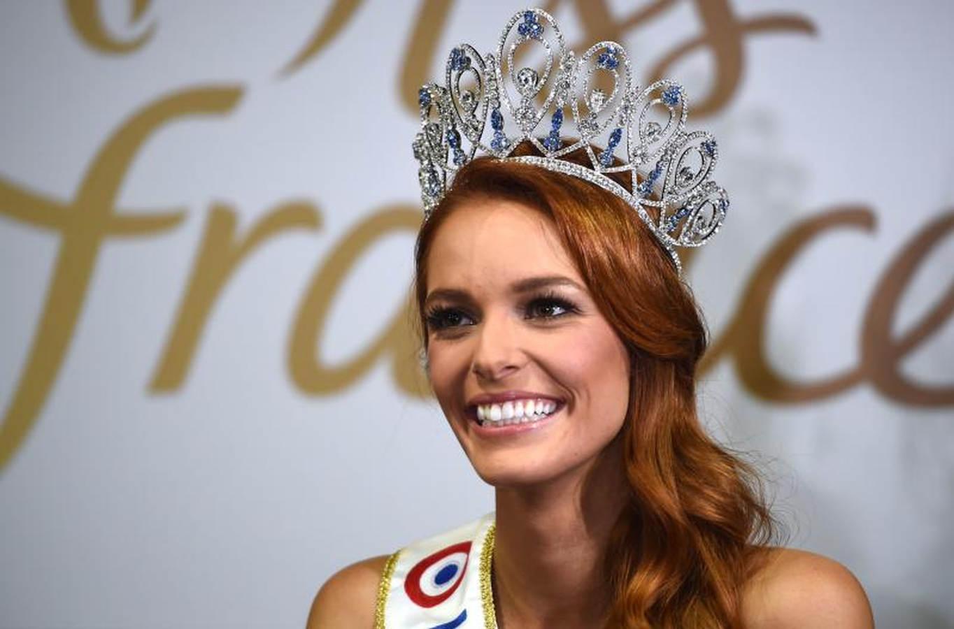 Maëva Coucke, Miss Francia 2018