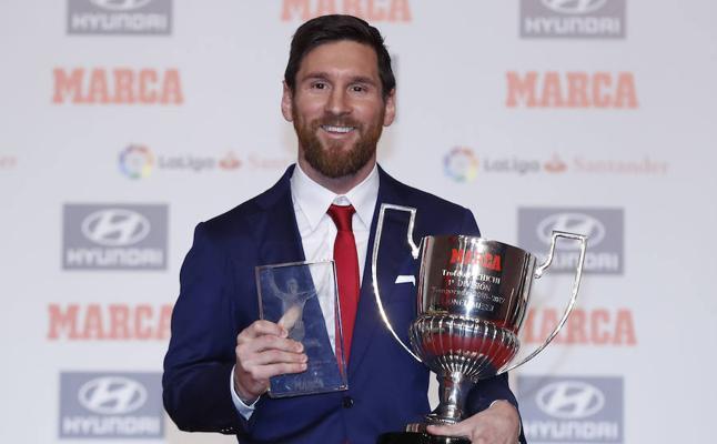 Messi: «Sería bonito despedir el año con una victoria»