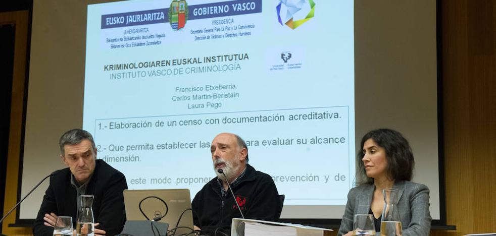 El informe sobre torturas del Gobierno Vasco abre una brecha entre PNV y PSE