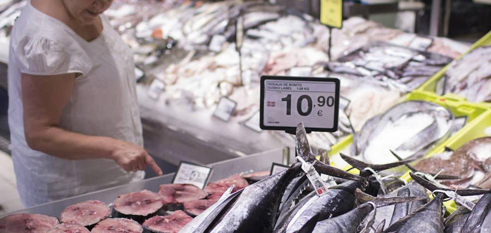 Las pescaderías donostiarras, a inspección