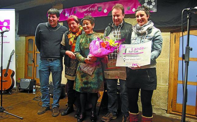 Convocada la octava edición de los premios Mariasun Landa