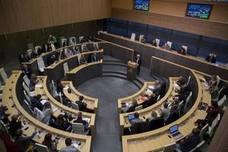 Las Juntas Generales aprueban los Presupuestos de Gipuzkoa para 2018, que ascienden a 856,5 millones de euros