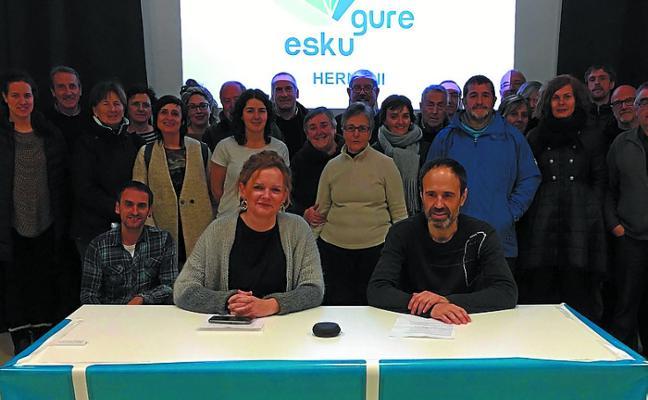 Gure Esku Dago devuelve la subvención recibida desde el Ayuntamiento