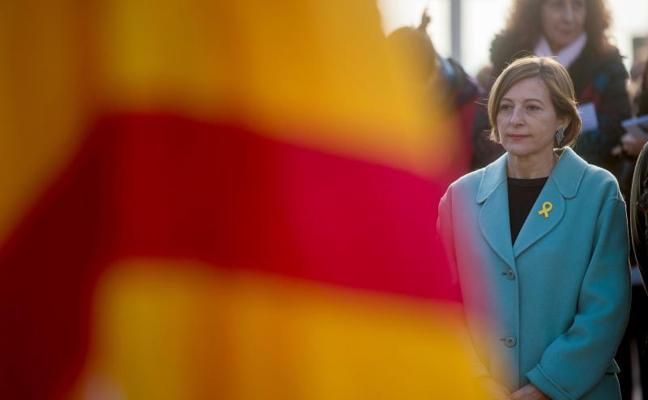 JuntsxCat lamenta que Felipe VI volvió a ser «el Rey del 155»