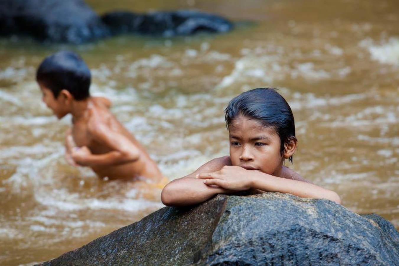 La deforestación y la minería ilegal amenzan un proyecto indígena pionero
