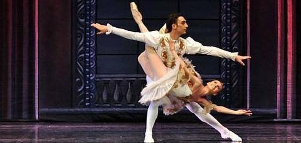 El Russian Classical Ballet trae este viernes 'La Bella Durmiente' al Kursaal