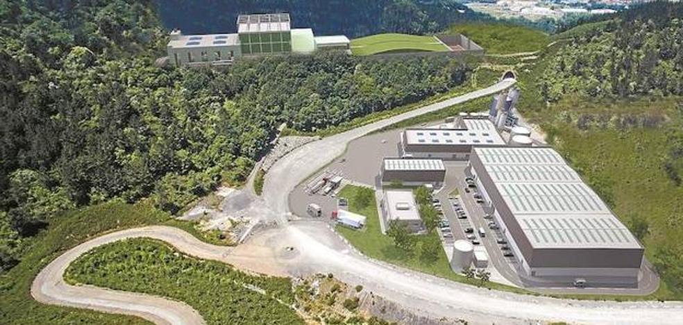 Gipuzkoa avanza en la solución a las basuras y lanza la segunda fase de la incineradora