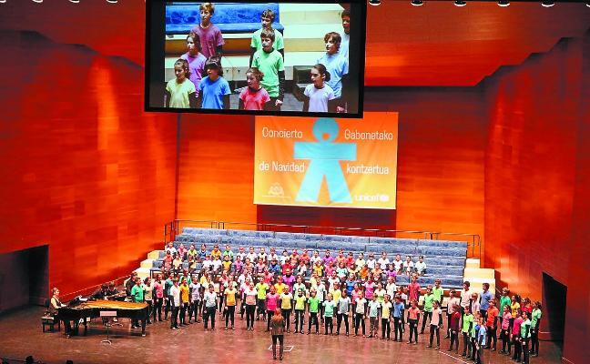 Concierto solidario a favor de Unicef