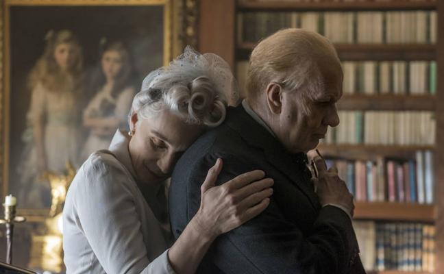 Gary Oldman recrea la etapa más decisiva del gobierno de Churchill