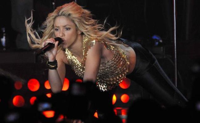 Shakira actuará el 30 de junio de 2018 en el BEC de Barakaldo