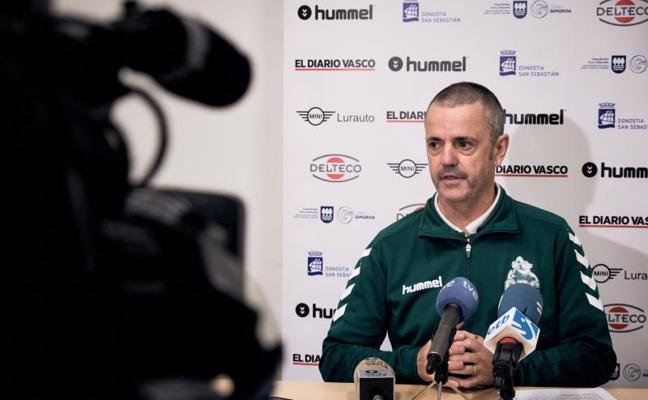 Fisac: «Nos va a hacer grandes si ganamos al Burgos»