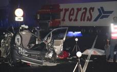 Más de la mitad de las muertes en la carretera de este año en Euskadi se han producido en Gipuzkoa