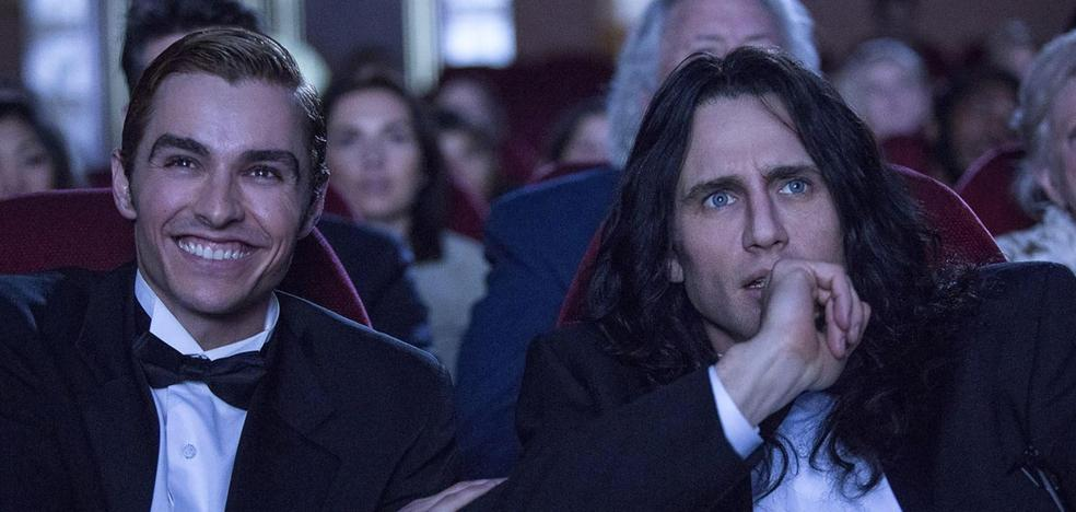 'The Disaster Artist', 'El gran showman' y 'Dando la nota 3' despiden el año