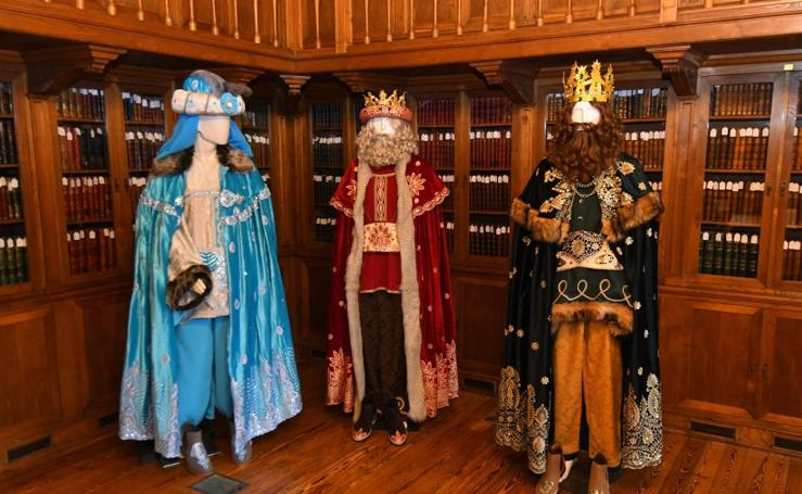 Los Reyes Magos visten 'Made in Donostia'