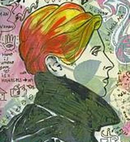 David Bowie en Valencia