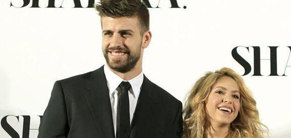 Shakira y Piqué estrenan el 2018 más enamorados que nunca