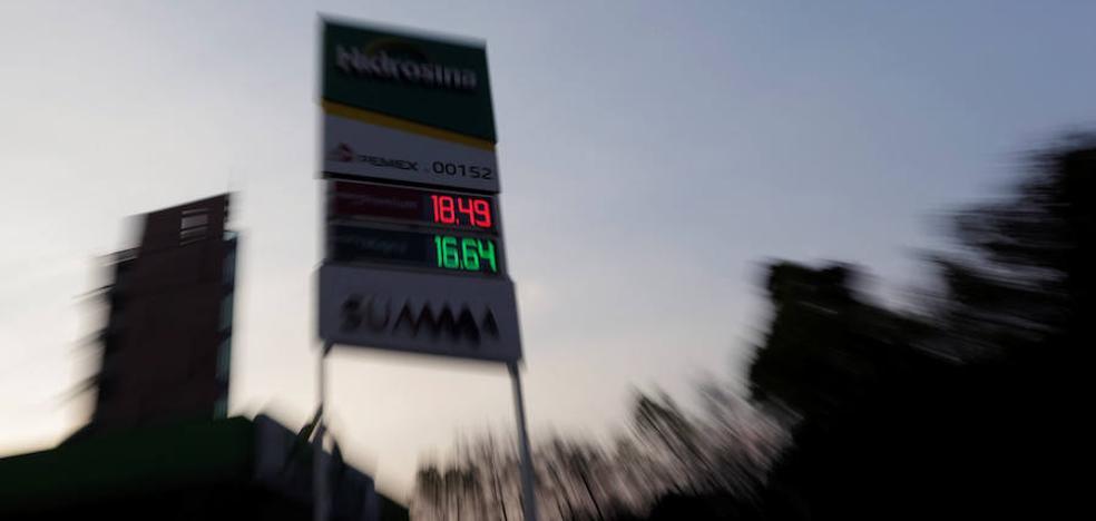 El precio del gasóleo arranca 2018 marcando máximos desde julio de 2015