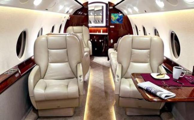 Antonio Banderas compra un jet privado por 4,5 millones