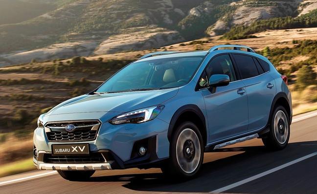 Subaru XV, muy seguro y divertido de conducir
